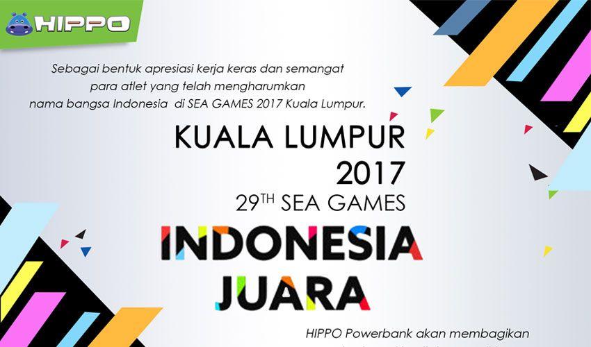 Bangga INDONESIA Juara