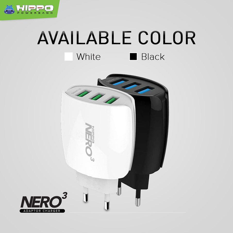 Hippo Adaptor Nero 3