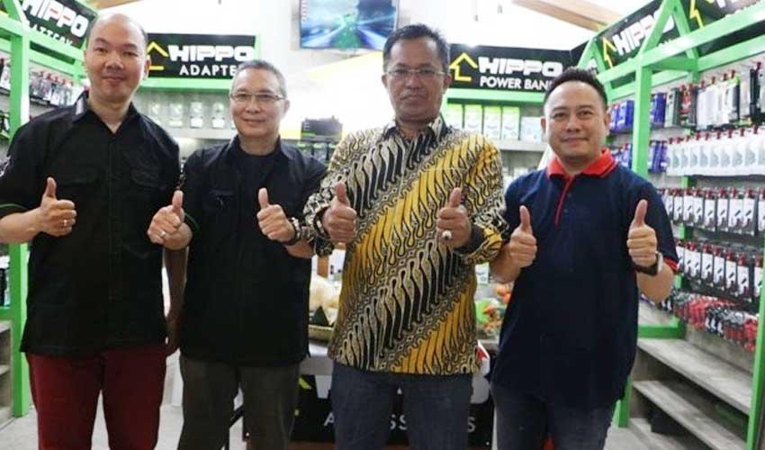 HIPPO Resmikan RUMAH HIPPO PANOGI di Bandung Sekaligus Kenalkan Slick 2