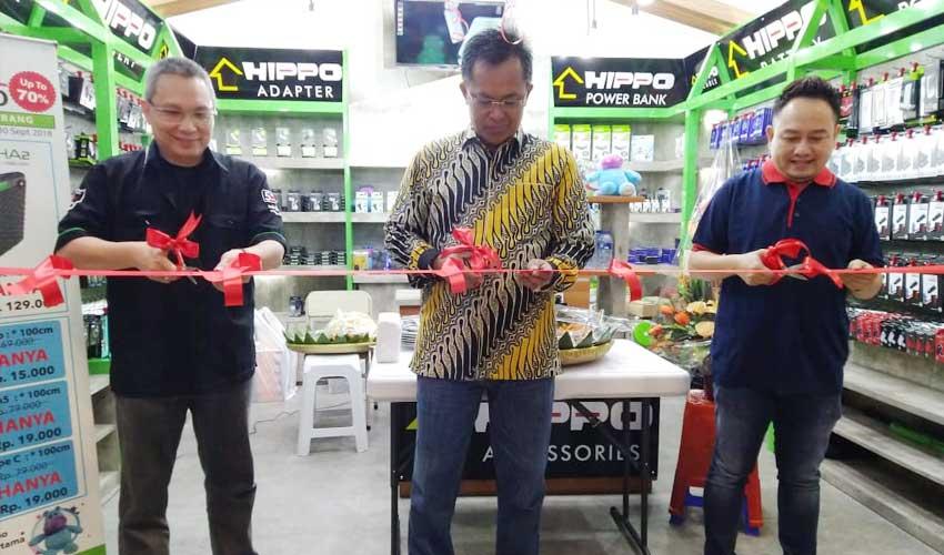 PowerBank HIPPO Slick 2 Resmi Diluncurkan di BEC Bandung