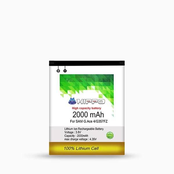 Battery Hippo Samsung Ace 4