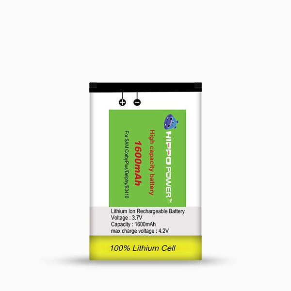 Battery Hippo Samsung Corby Plus