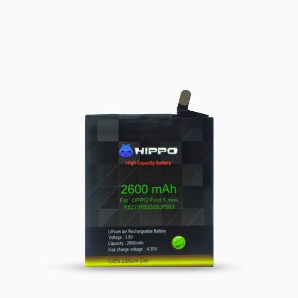 Battery Hippo Oppo Find 5 Mini