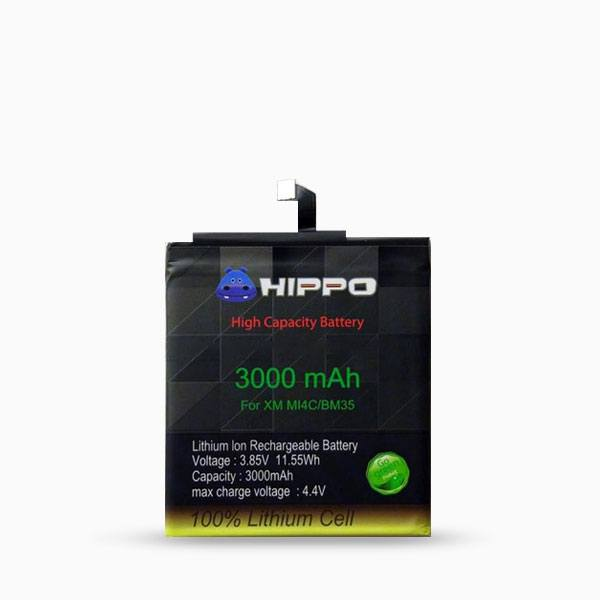 Battery Hippo Original Xiaomi Redmi MI4C