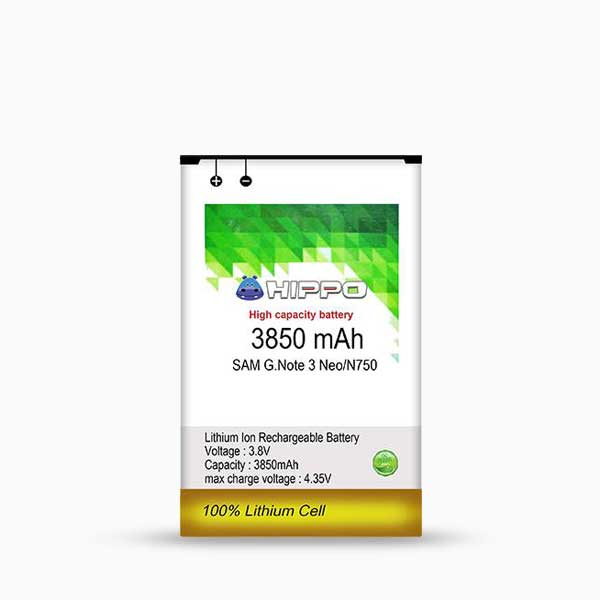 Battery Hippo Samsung Note 3 Neo
