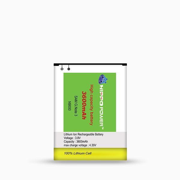 Battery Hippo Samsung Galaxy Note 3