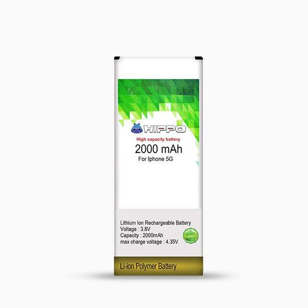 Battery Hippo iPhone 5G 2000 mAh