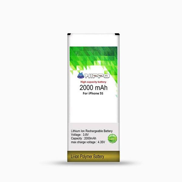 Battery Hippo iPhone 5S 2000 mAh