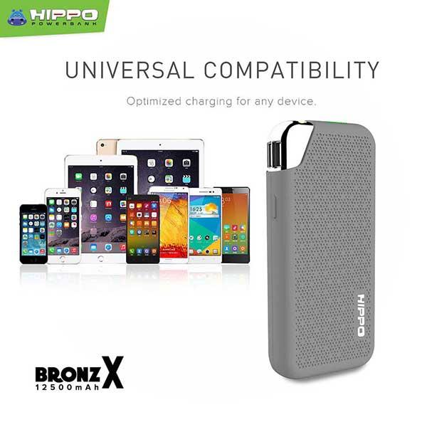 Bronz X 12500mAh