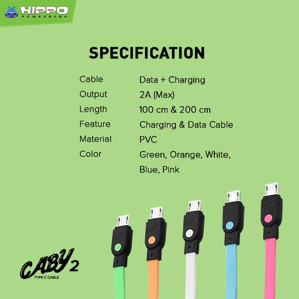 Caby 2 Type-C
