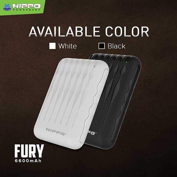 Fury 6600mAh