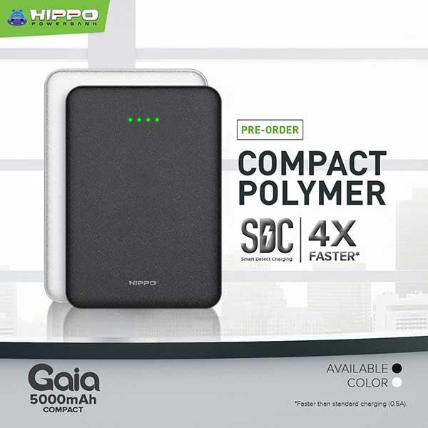 Gaia Compact 5000mAh