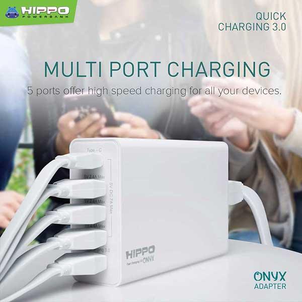 Onyx 5 Ports
