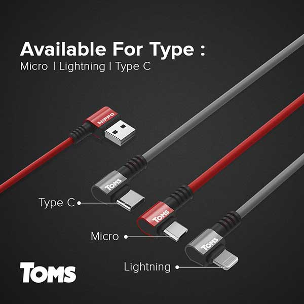 Toms Type-C Cable