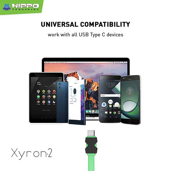 Xyron 2 Type C Cable