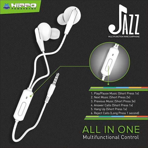 Jazz Earphone