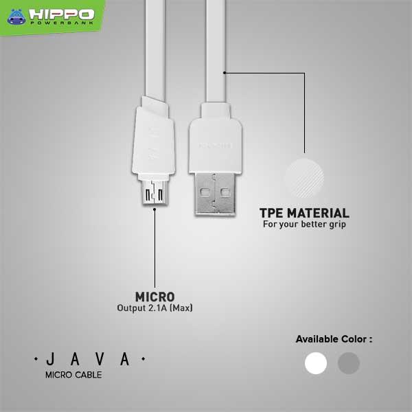 Java microUSB
