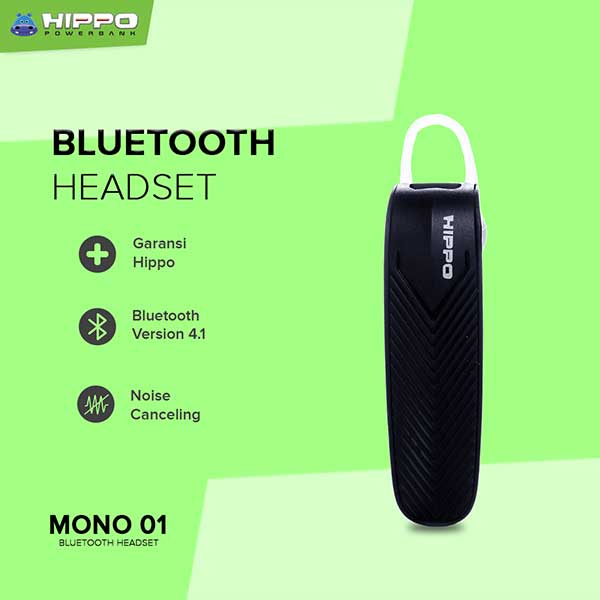 Mono 01 Bluetooth Headset