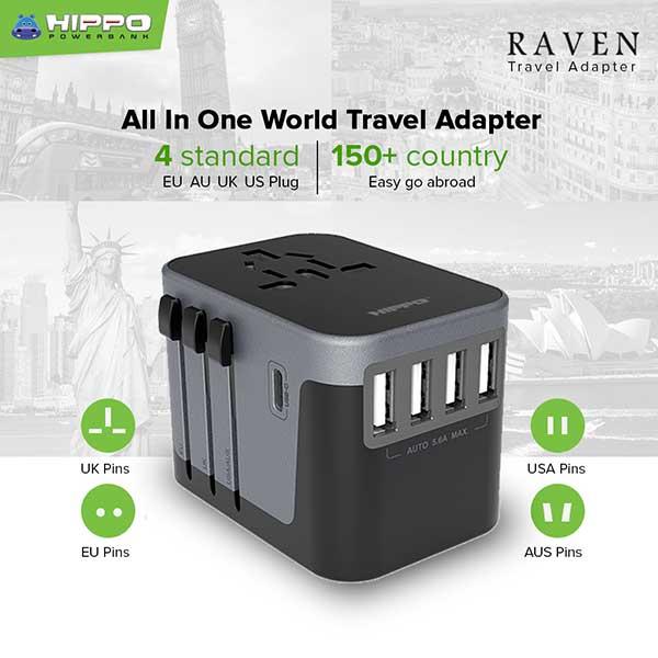 Raven Adapter