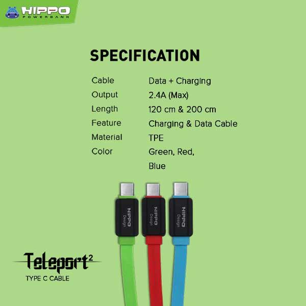 Teleport 2 Type-C