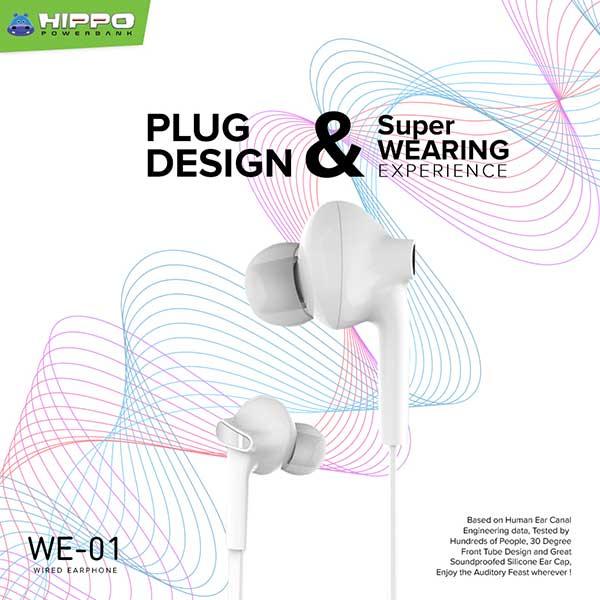 WE-01 Earphone