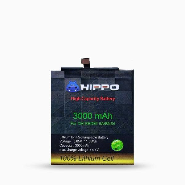 Battery Hippo Original Xiaomi Redmi 5A
