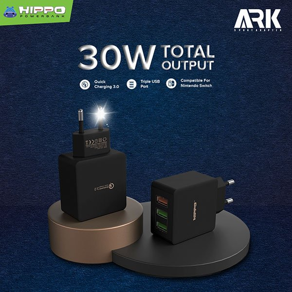 Hippo Adapter Ark 3