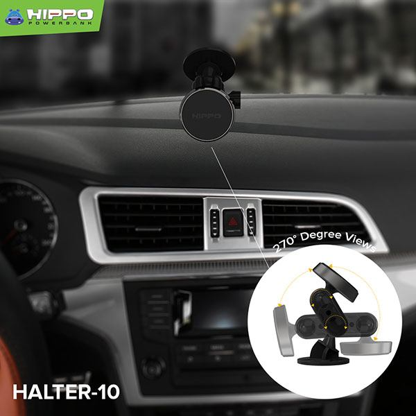 Hippo Phone Holder Halter-10