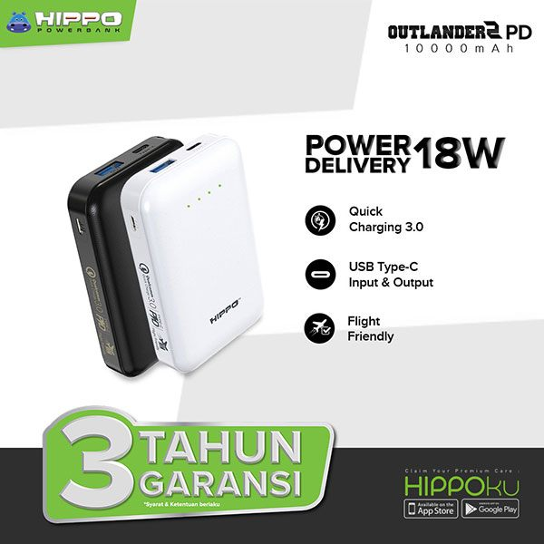 Outlander 2 10000mAh Power Delivery