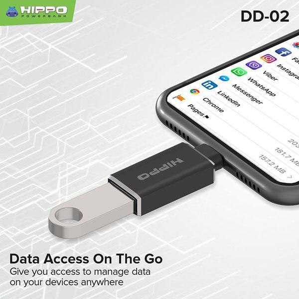 OTG DD02 USB C to USB A