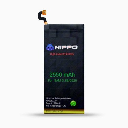 Battery Hippo Ori Samsung Galaxy S6