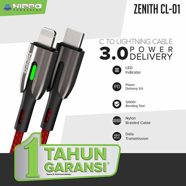 Zenith CL-01 C to Lightning