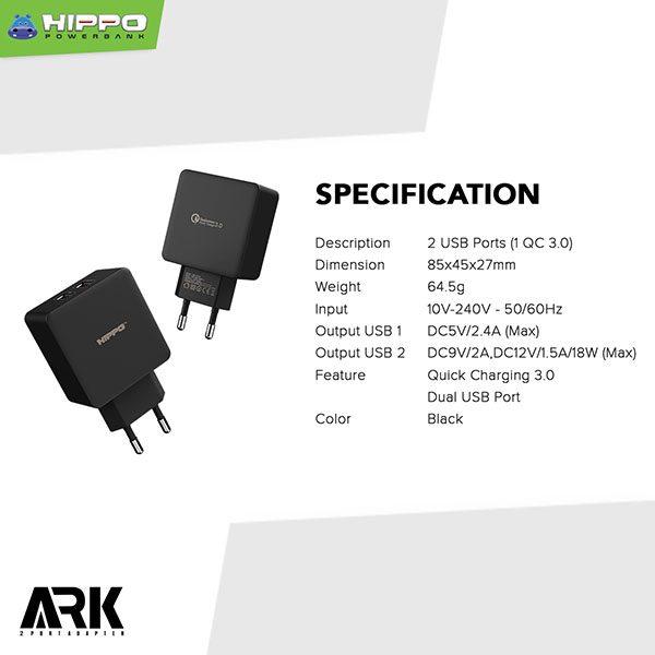 Hippo Adapter Ark-2