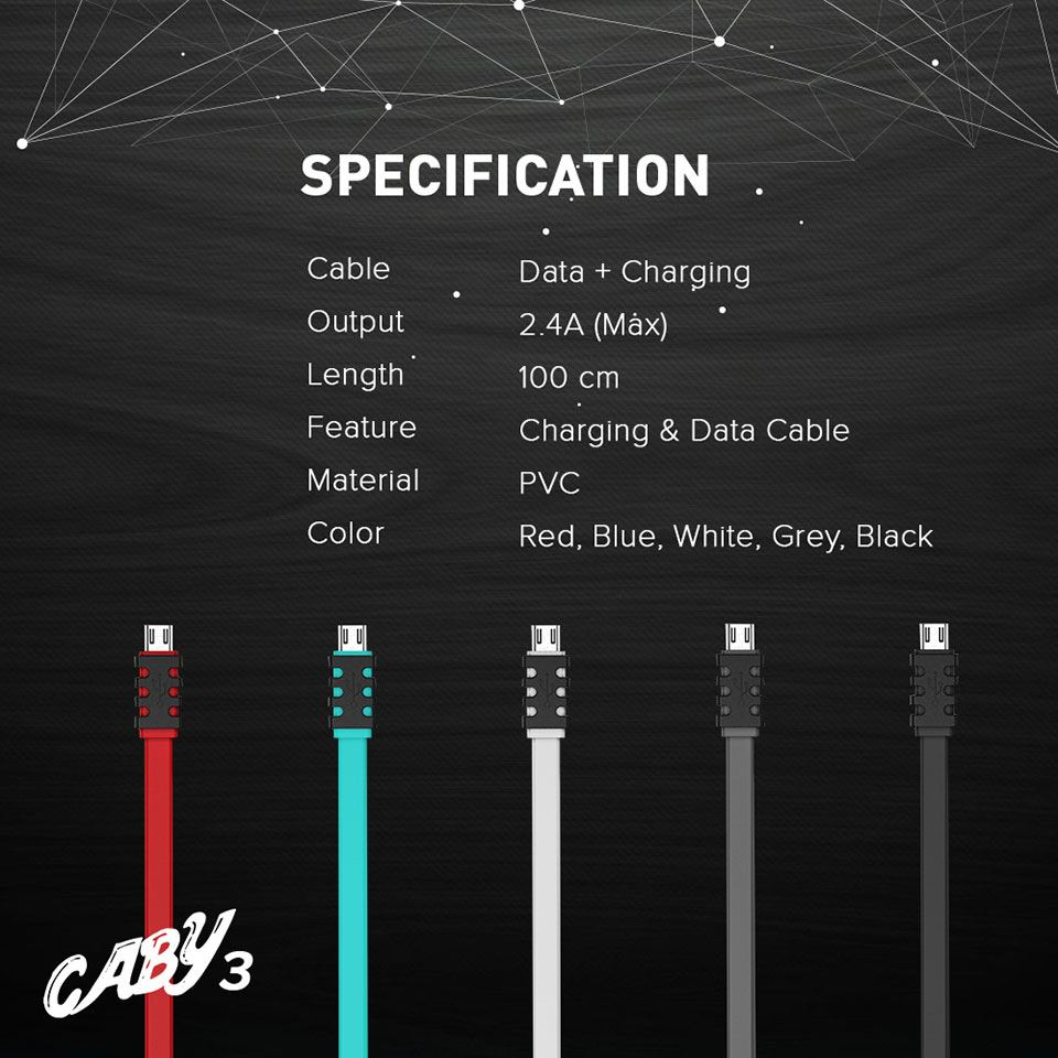 Caby 3 microUSB