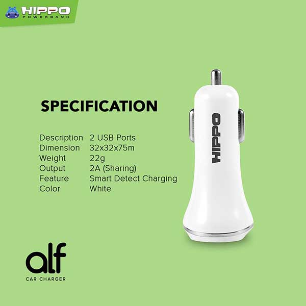 Alf Car Charger