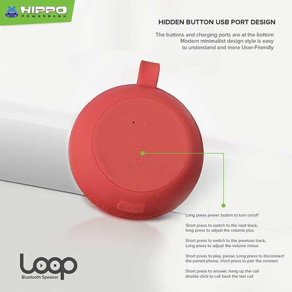 Loop Bluetooth Speaker