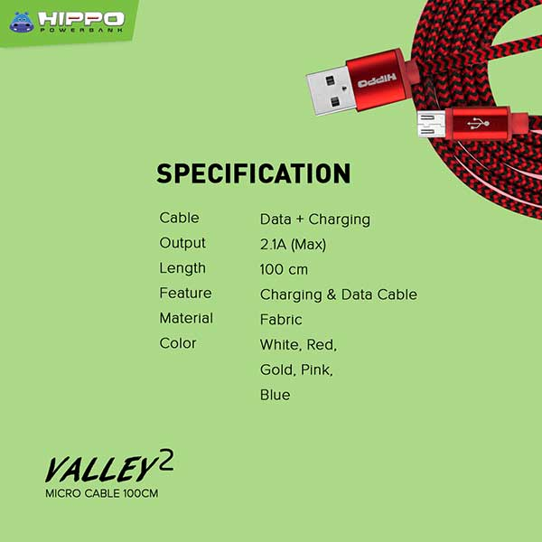 Valley 2 MicroUSB