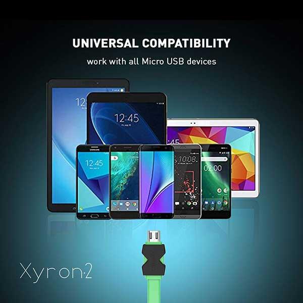 Xyron 2 microUSB