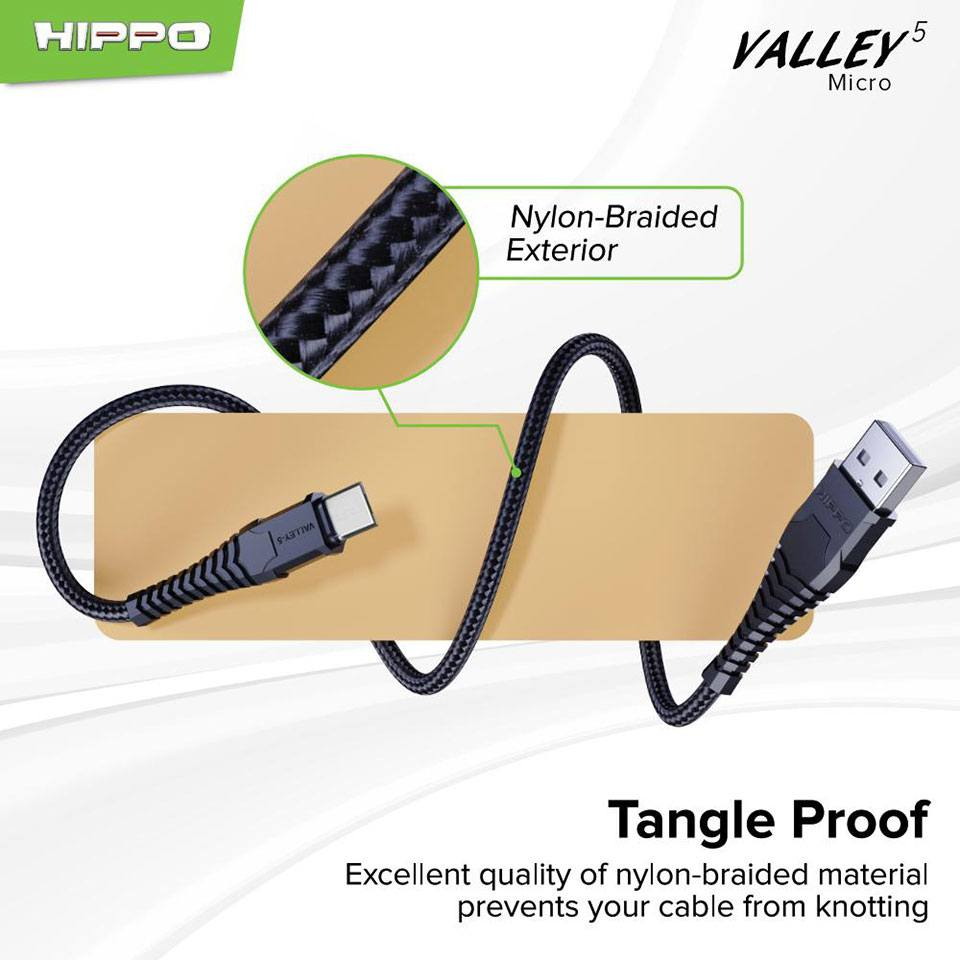 Valley 5 microUSB