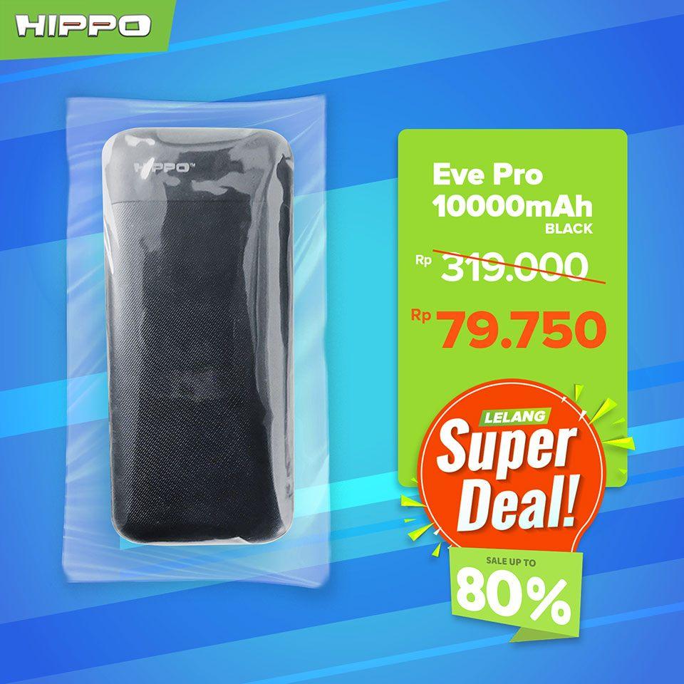 Hippo Powerbank Eve Pro 10000mAh