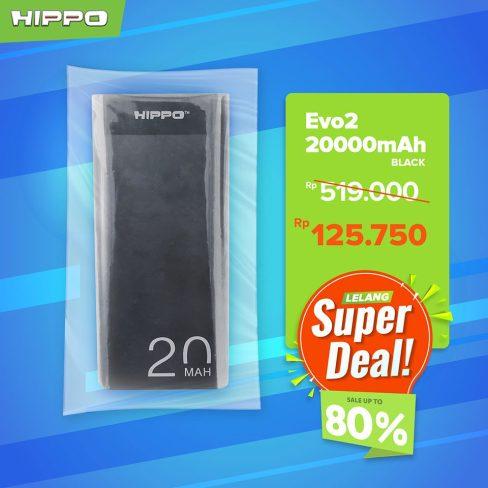 Hippo Powerbank Evo 2 20000mAh