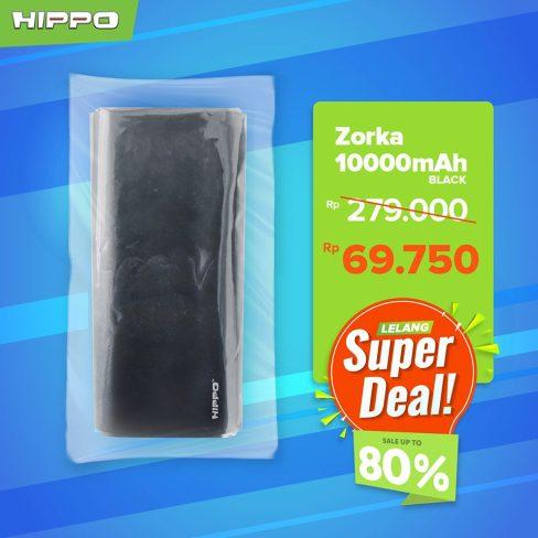 Hippo Powerbank Zorka 10000mAh