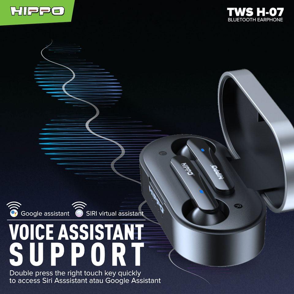 TWS H-07 Bluetooth Earphone