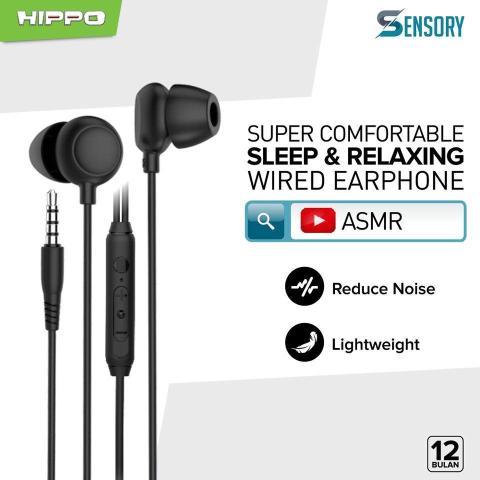 Hippo ASMR Wired Headset Sensory