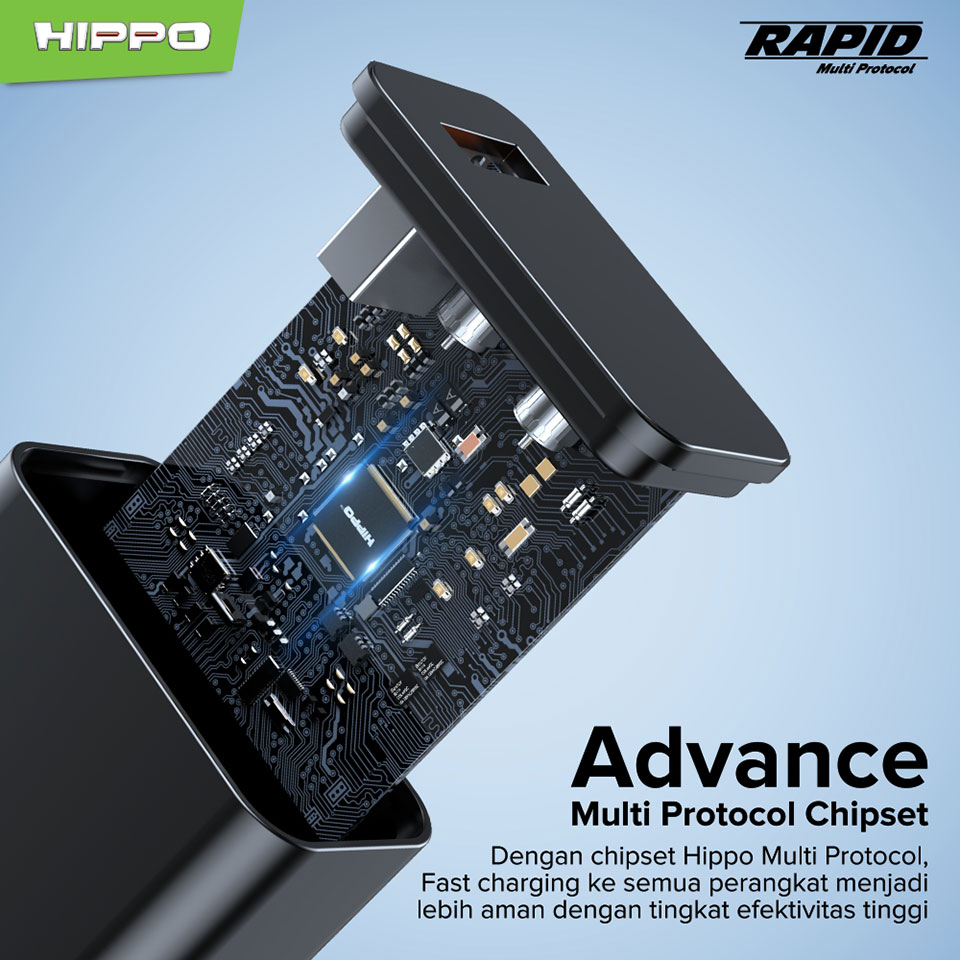 Adapter Rapid MultiProtocol 5A