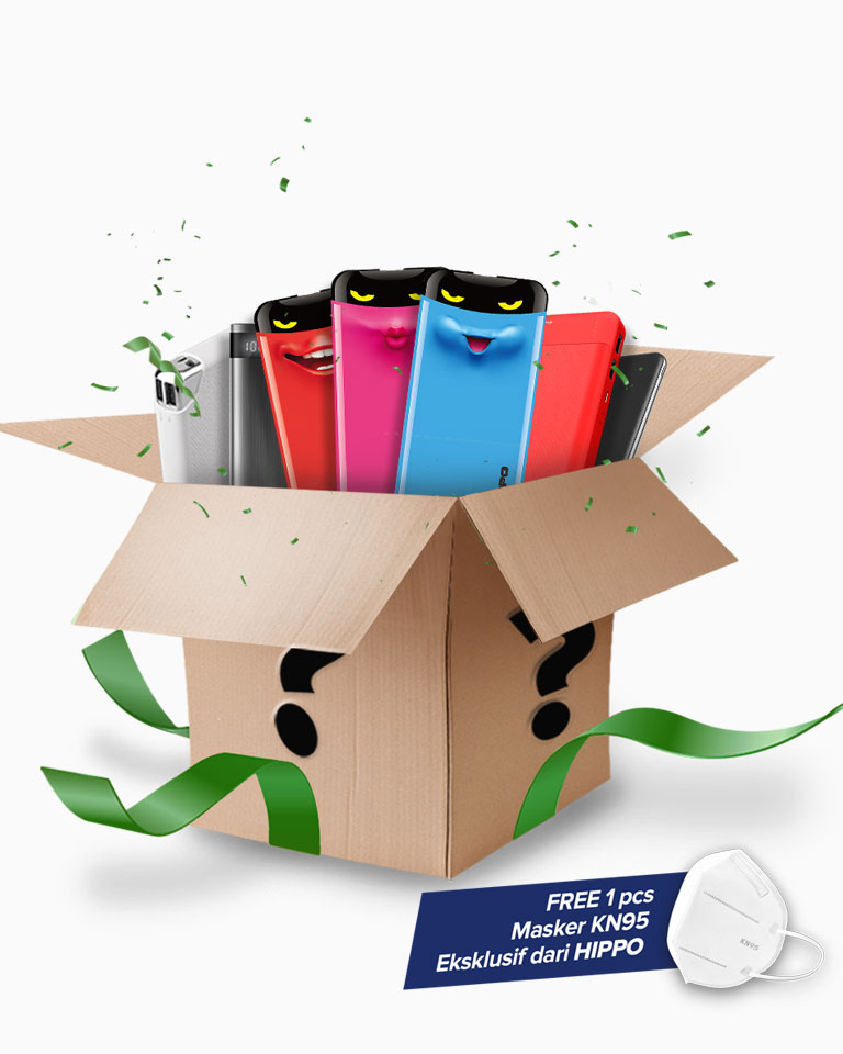 Mistery Box Powerbank